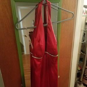 B Darlin Red Dress